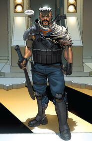 Anthony Masters (Earth-1610) 001
