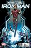 Invincible Iron Man Vol 2 1 Variante de Schiti
