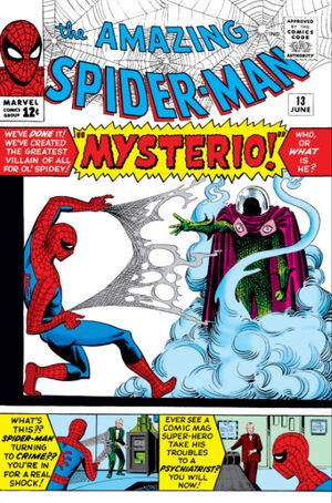 O Espantoso Homem-Aranha Vol 1 13