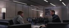 Пирс и Роджерс обсуждают Фьюри - Другая война