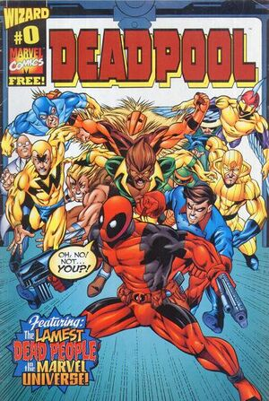 Deadpool Vol 1 0