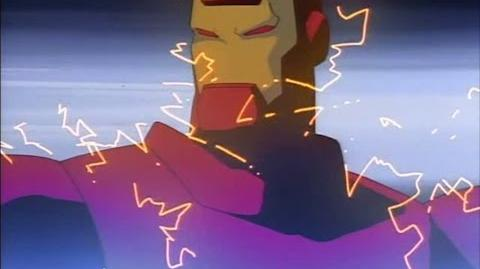 Iron Man - The Animated Series (Opening Season 2)