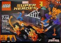 Spider man - ghost rider team-up