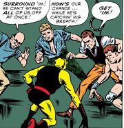 Daredevil 01 Matt vs. Fixer's Henchmen