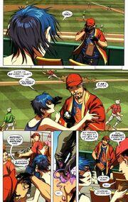 Dr strange baseball demonios