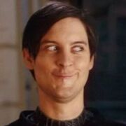 Peter Parker Funny Face Meme