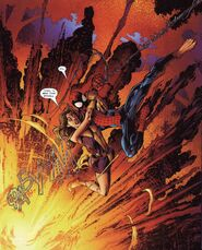 USM 93 Spider-Man and Kitty Pryde