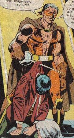 Dominic Tyrone (Earth-616)
