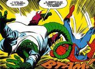 El Lagarto (Curtis Connors) vs Spider-Man (Peter Parker)