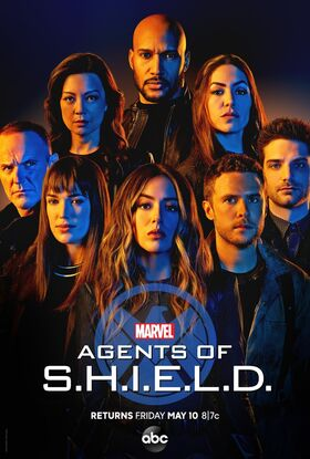 Agents of S.H.I.E.L.D. S6 Poster 2