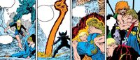Cannonball is saving Eitri's wife Earth-616