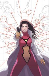 Spider-Woman Origin Vol 1 4 Textless