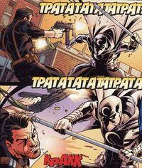 USMA 2 Moon Knight vs Punisher