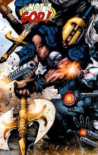 War Machine Vol 2 3 War Machine vs. Ares