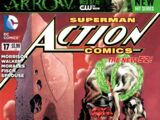 Action Comics Vol 2 17