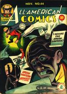 All American Comics vol 1 44 cover