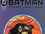 Batman: Legends of the Dark Knight Vol 1 112
