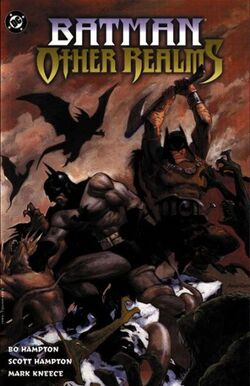 Cover for the Batman: Other Realms Trade Paperback