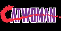 Catwoman Vol 1 Logo