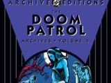 Doom Patrol Archives Vol. 5 (Collected)