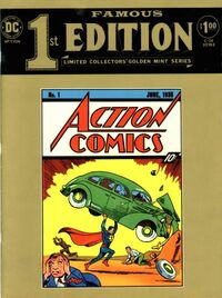 Famous First Edition Vol 1 C-26