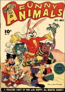 Fawcett's Funny Animals Vol 1 32