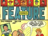 Feature Comics Vol 1 49