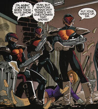Firestorm Troopers (Earth-9)