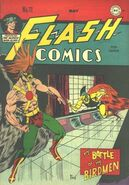 Flash Comics 71