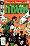 Green Lantern Emerald Dawn 4