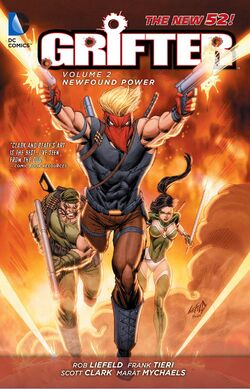 Cover for the Grifter: Newfound Power Trade Paperback