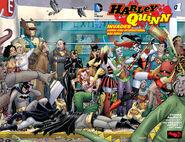 Harley Quinn Invades Comic-Con International San Diego Vol 1 1