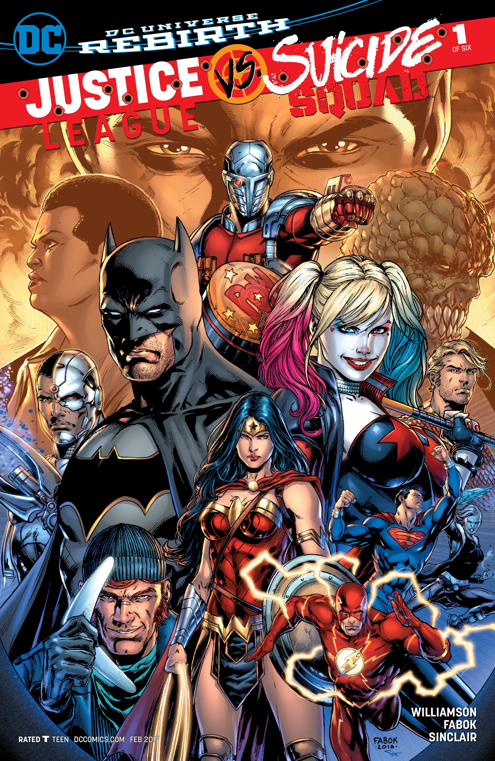 Justice league vs suicide squadcovers dc database fandom justice league vs suicide squadcovers dc database fandom powered by wikia stopboris Images