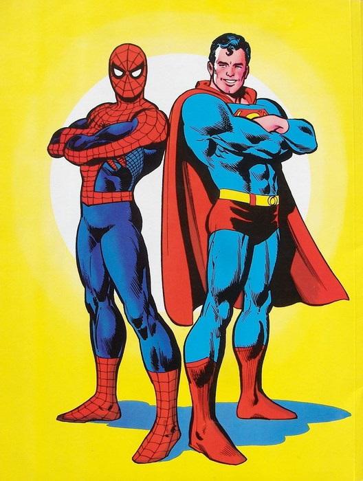 Superman vs The Amazing SpiderMan Vol 1 1  DC Database  FANDOM