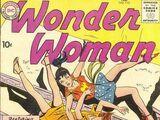 Wonder Woman Vol 1 112