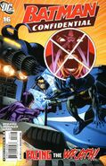 Batman Confidential -16 Cover