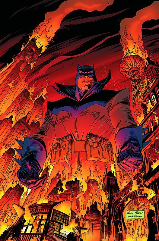 Damian Wayne (Batman in Bethlehem) | DC Database | FANDOM powered by