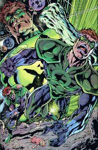Hal transforms into Parallax