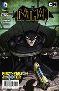 Beware the Batman Vol 1 6