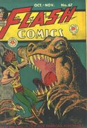 Flash Comics 67