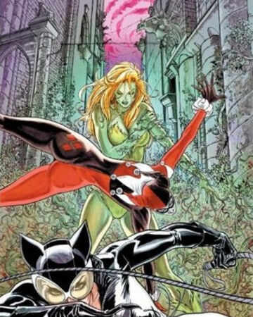 Gotham City Sirens Songs Of The Sirens Dc Database Fandom