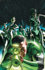 The rise of the Black Lanterns