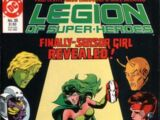 Legion of Super-Heroes Vol 3 25