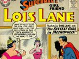 Superman's Girl Friend, Lois Lane Vol 1 5