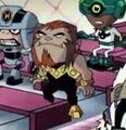 Mammoth (New Teen Titans Shorts)