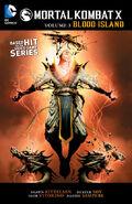 Mortal Kombat X Blood Island