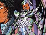 Silver Dragon (New Earth)