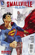 Smallville Season 11 Alien Vol 1 3