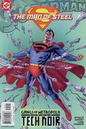 Superman Man of Steel Vol 1 125