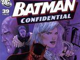 Batman Confidential Vol 1 39
